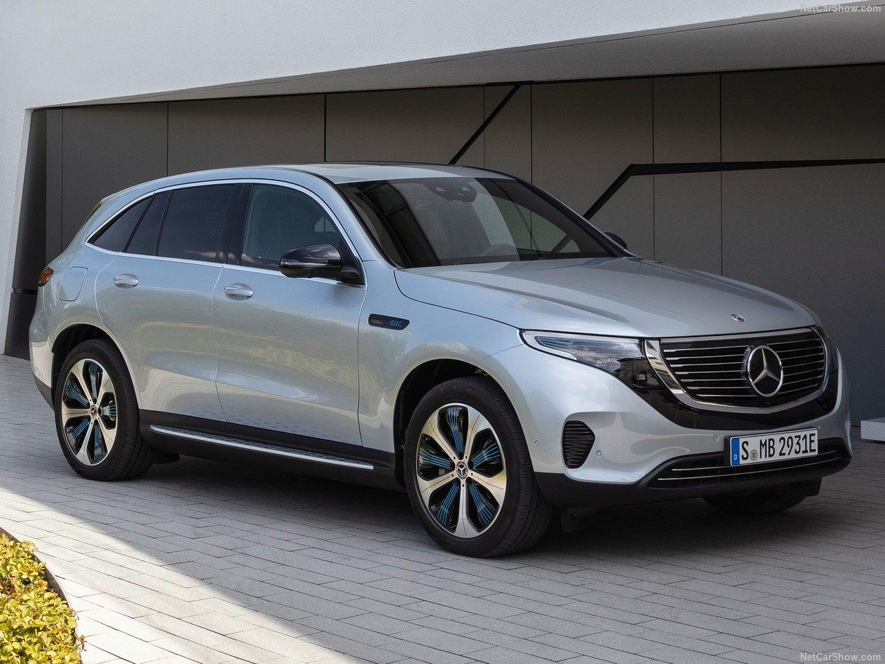 Mercedes EQC, o primeiro SUV elétrico da marca alemã que pretende arrasar com a concorrência