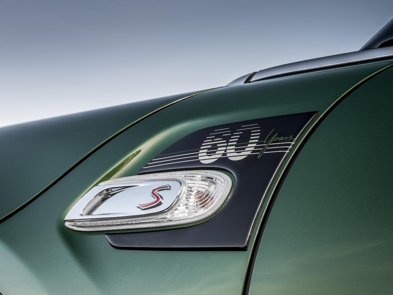 Mini lança em Portugal edição limitada que celebra os 60 anos do modelo