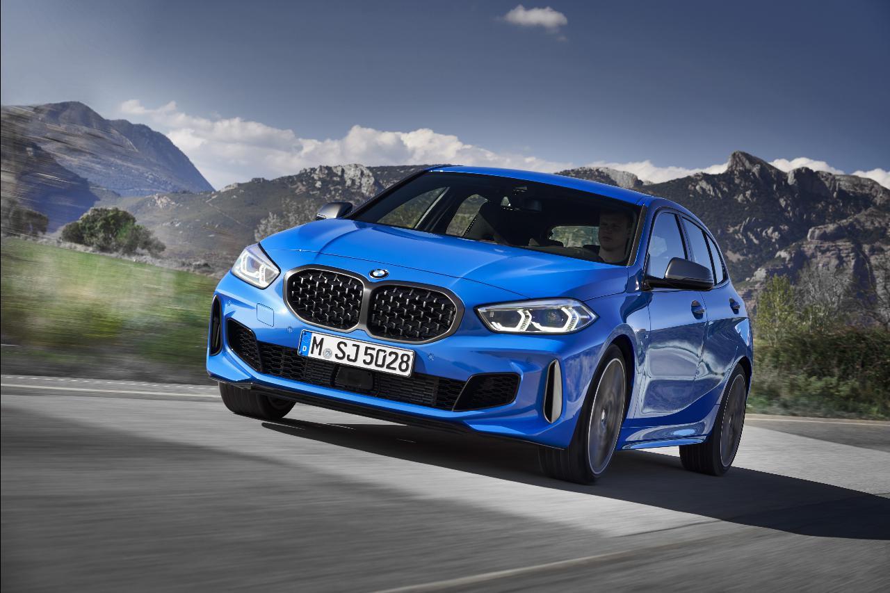BMW apresenta o seu primeiro Série 1 de tração dianteira