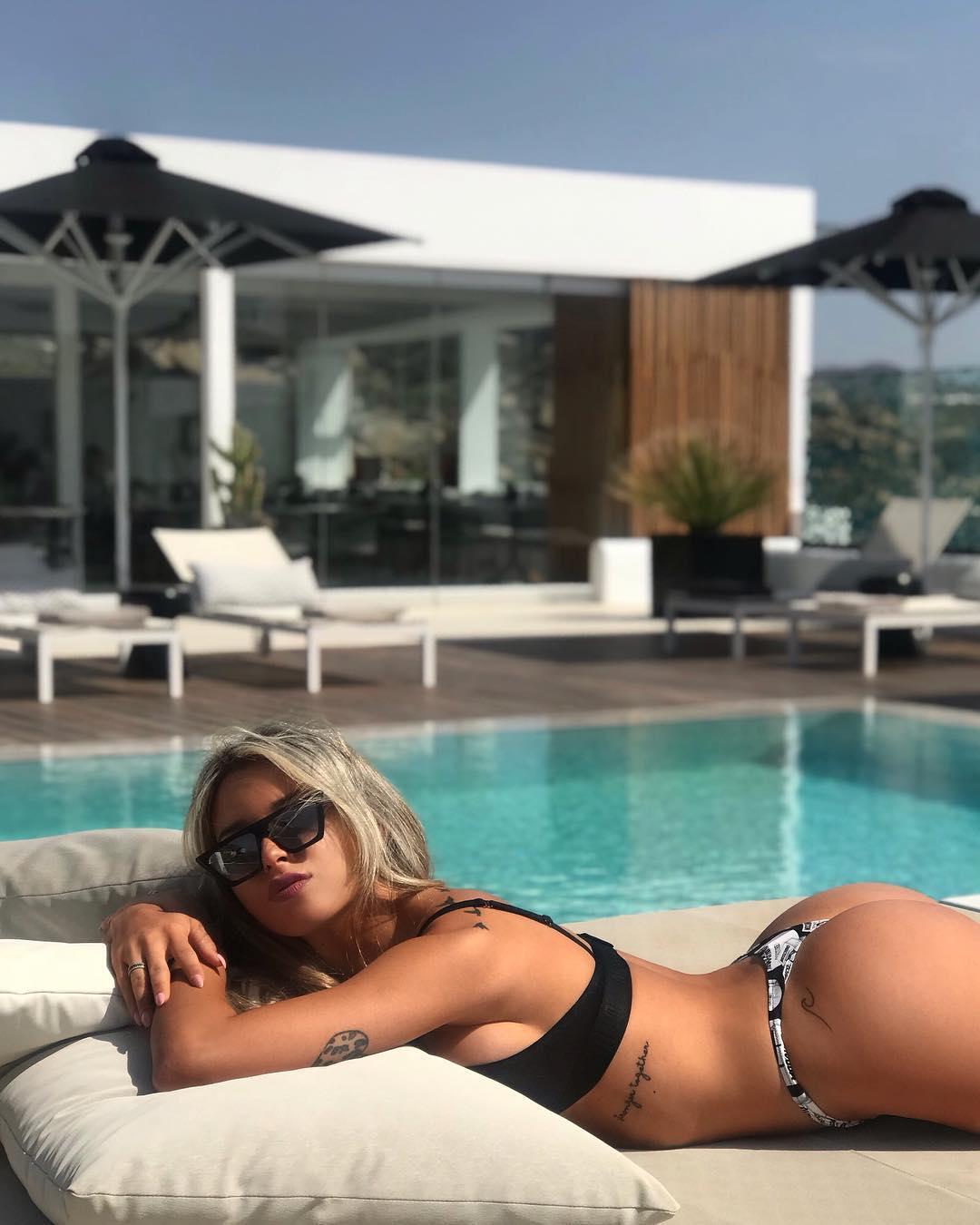 Agustina Gandolfo, a mulher que faz com que os adeptos do Inter esqueçam as constantes más épocas