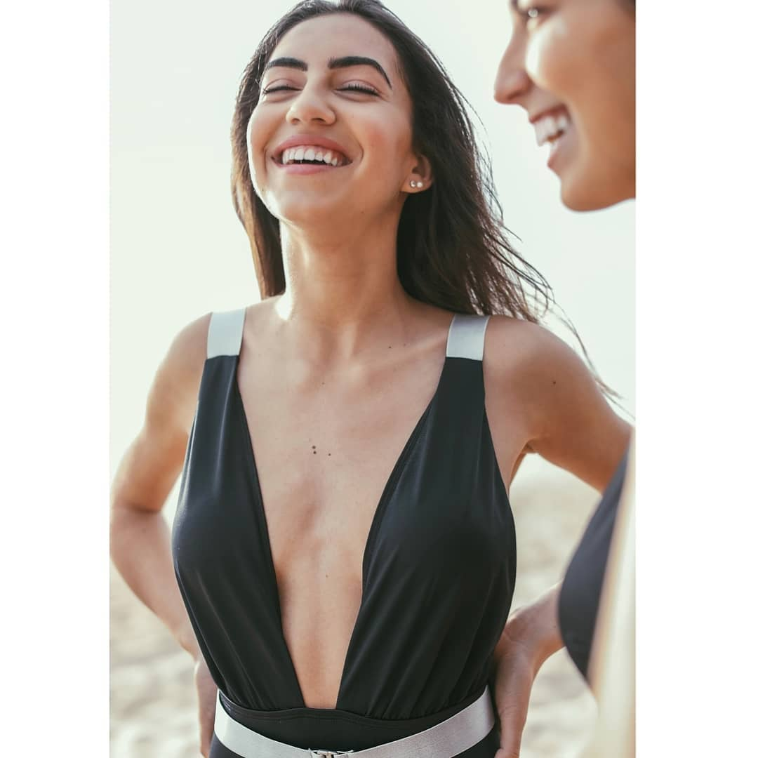 Mariana Sabrosa faz sucesso no mundo da moda