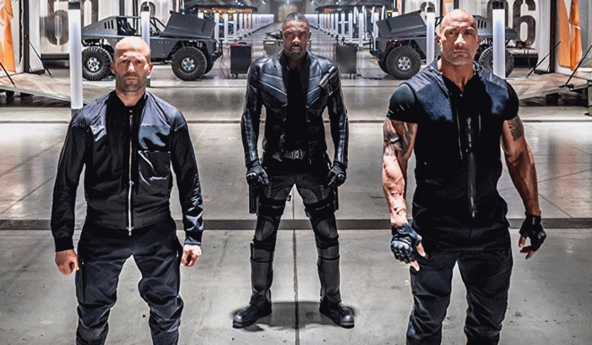Jason Statham, Idris Elba e Dwayne Johnson na lista dos 17 atores com melhores salários em Hollywood