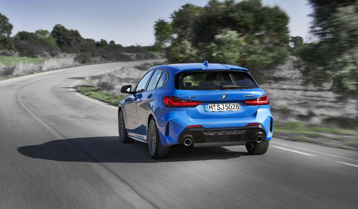 BMW apresenta o primeiro Série 1 de tração dianteira