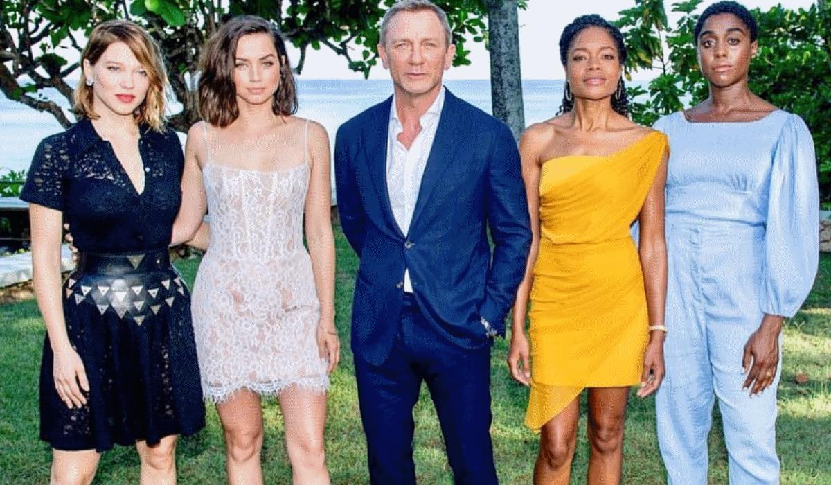 """Ana de Armas e Daniel Craig têm um """"coordenador de intimidade"""" para as cenas de sexo em James Bond"""