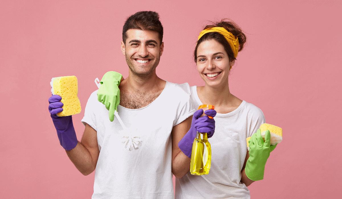 Descubra o impacto que a limpeza e arrumação têm na sua vida sexual