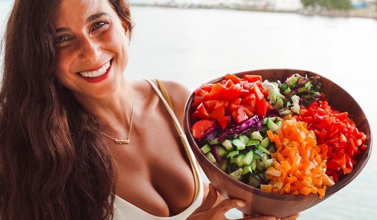 Kristina Carrillo-Bucaram, a virgem vegan mais famosa do mundo