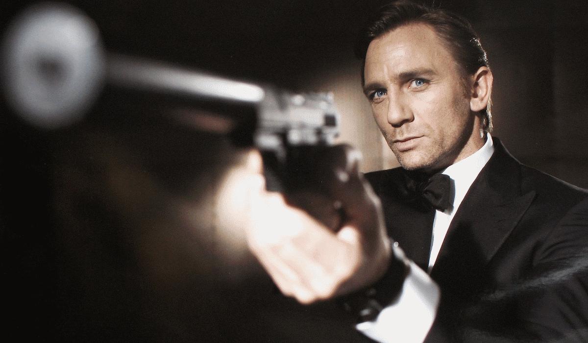 Daniel Craig tem uma nova lesão para juntar à lista das que já sofreu nos filmes James Bond