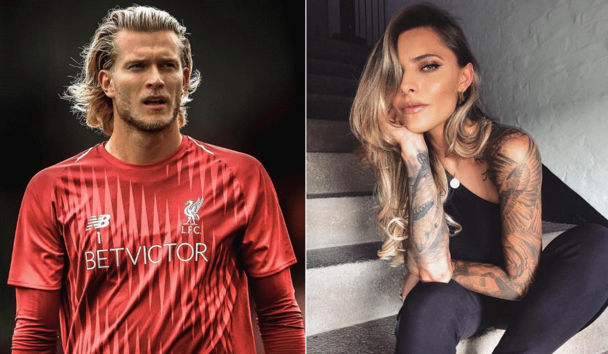 Loris Karius rejeitou Liverpool para ir de férias com a namorada
