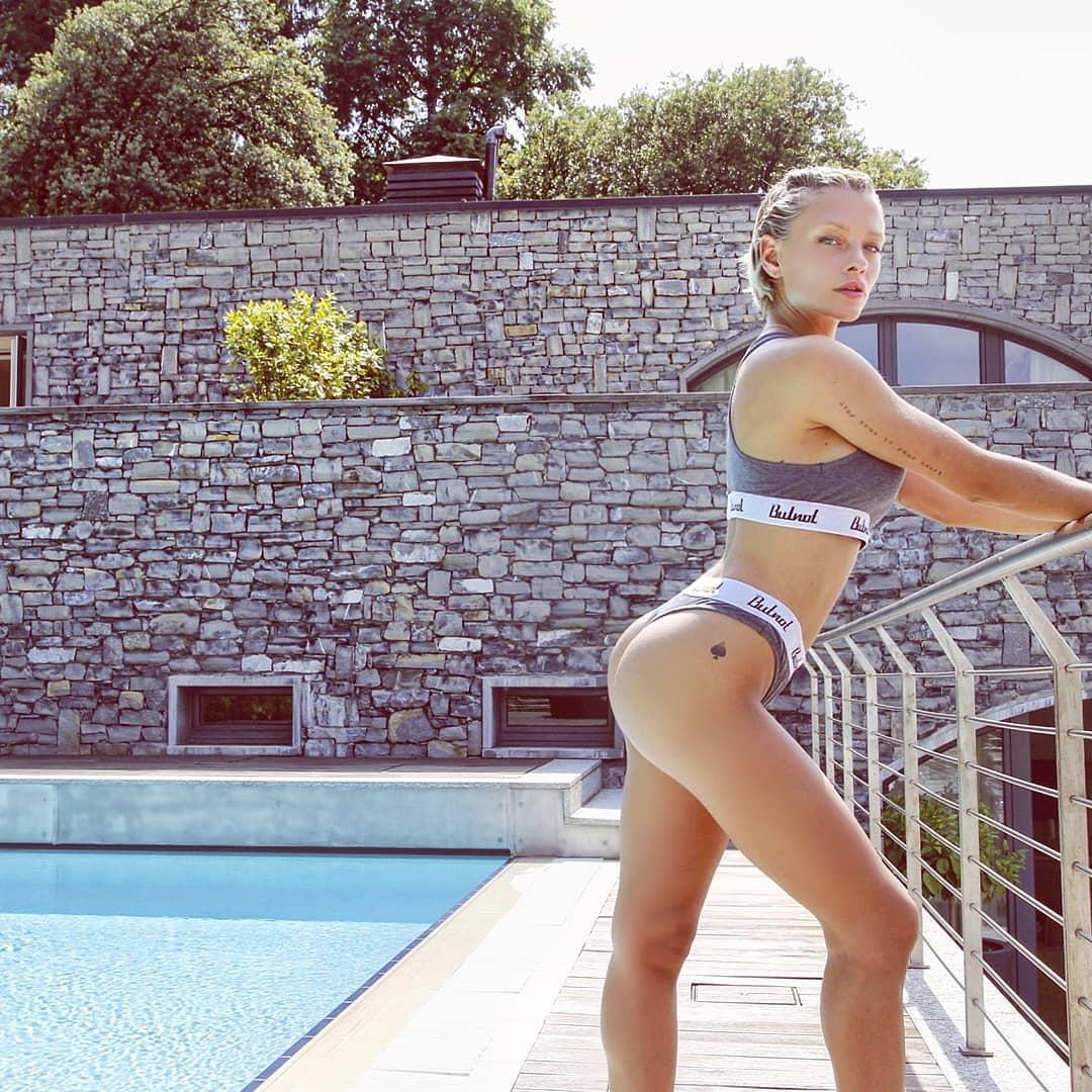 Giulia Provvedi é uma das inspirações para a época de sonho da Atalanta