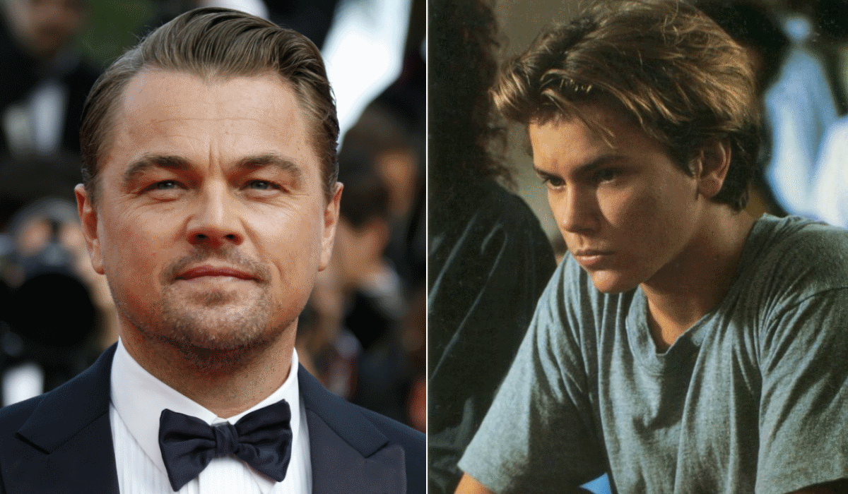 Leonardo DiCaprio revela ter visto o seu ídolo na noite em que morreu