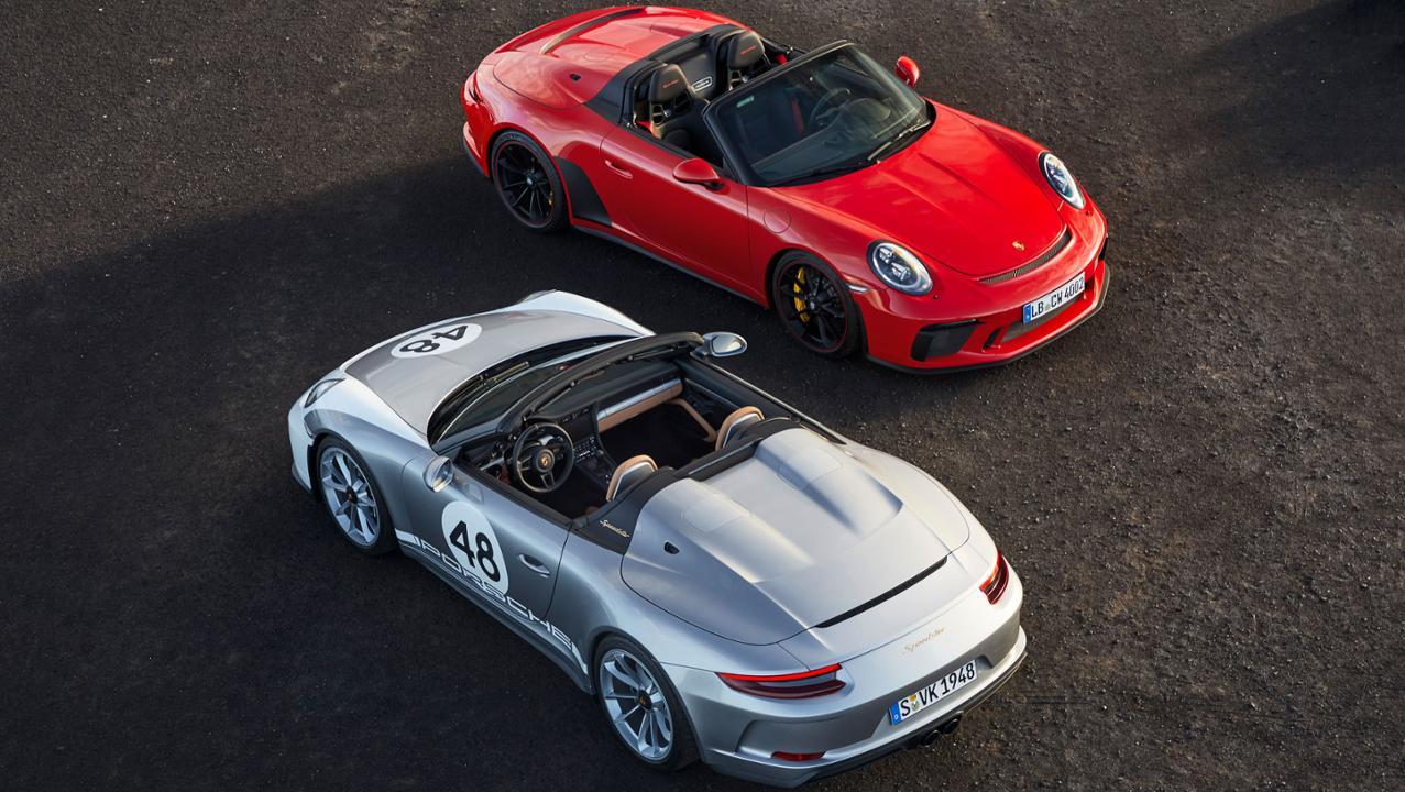 911 Speedster, o tributo a clássico da Porsche já chegou a Portugal