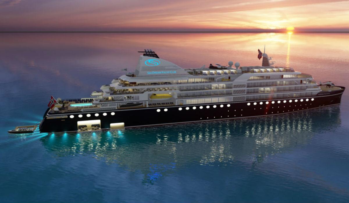 SeaDream Innovation, o navio de luxo que vai viajar pelos sete continentes