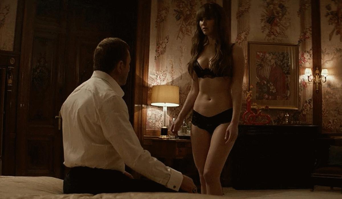 """""""A Agente Vermelha"""", filme com Jennifer Lawrence, é recordista de queixas"""