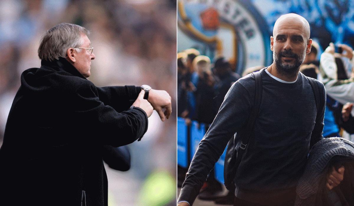 Alex Ferguson garantiu ser impossível, mas Guardiola prova o contrário
