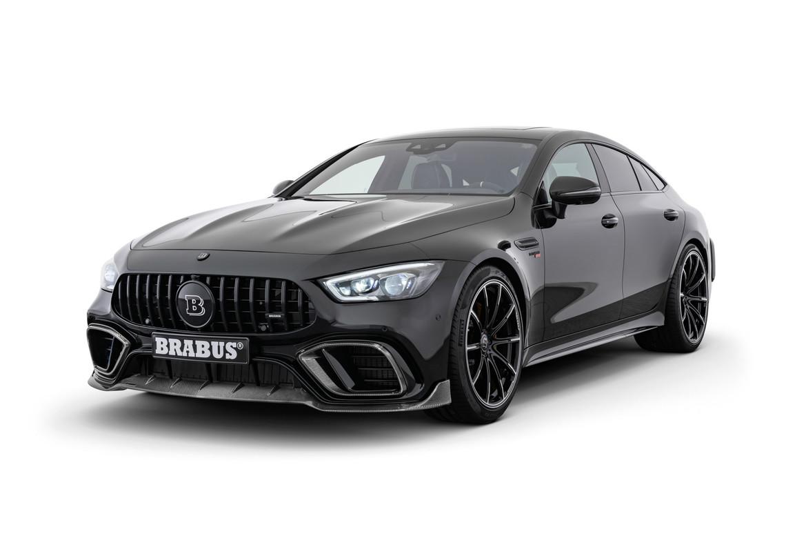 """O Brabus 800 é o novo """"monstro"""" do preparador alemão"""