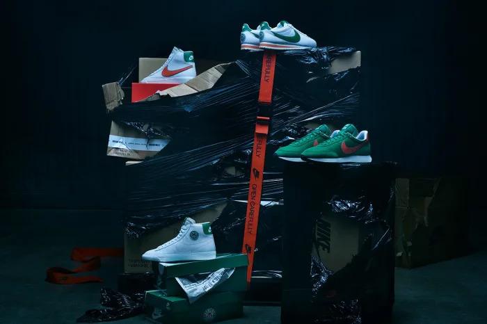 Nike lança coleção retro inspirada em Stranger Things
