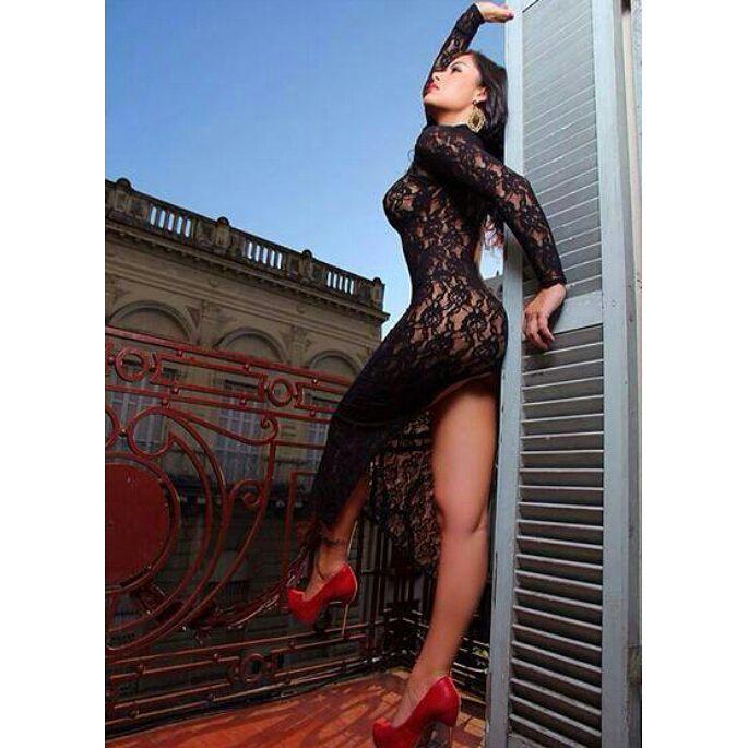 Larissa Riquelme está de volta e quer posar nua