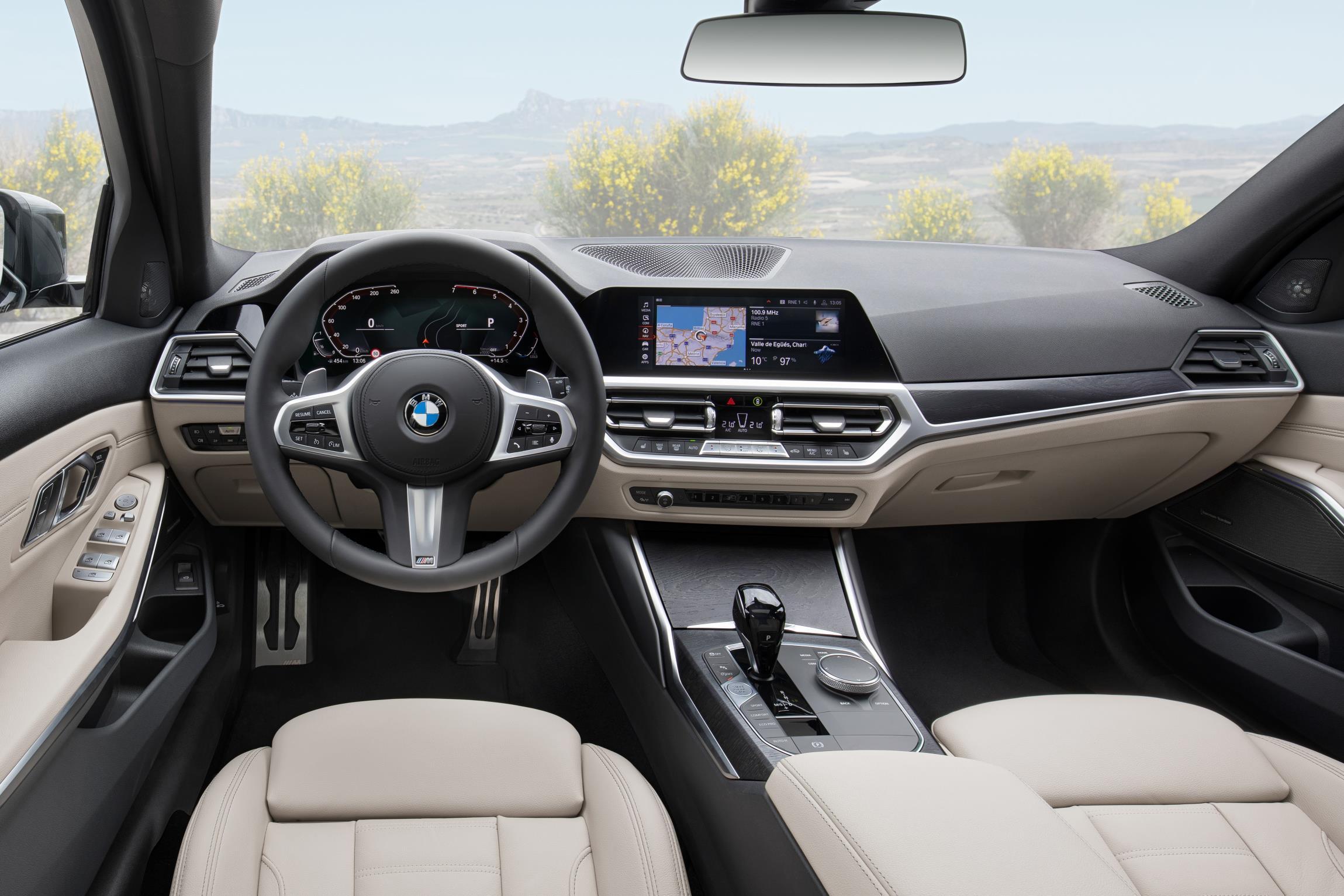Este é o novo BMW Série 3 Touring e está ainda mais versátil