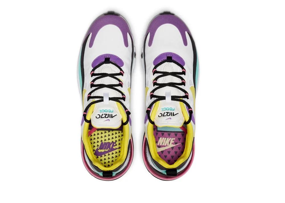 Nike apresenta os Air Max 270 React