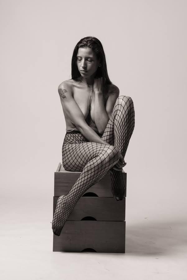 """Ana Silva: """"Gosto da minha cintura, acho que tem uma forma bonita"""""""