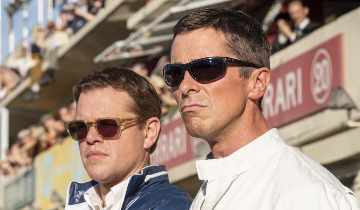 Ford v Ferrari, Matt Damon e Christian Bale protagonizam batalha épica