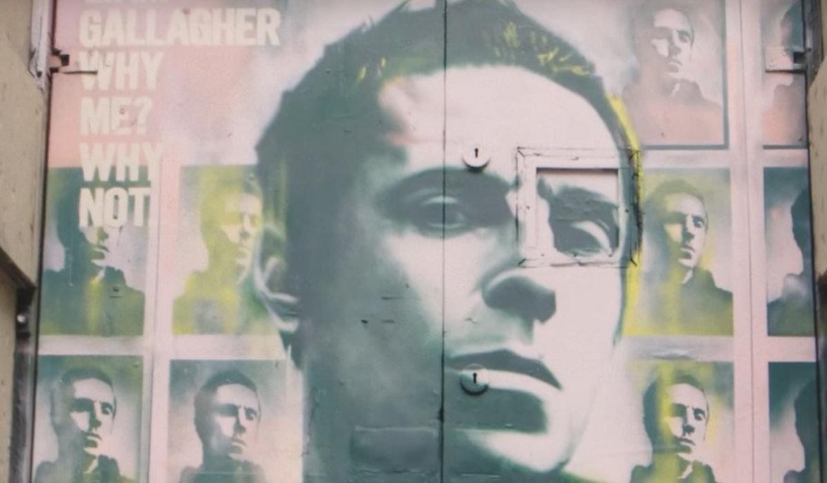 Liam Gallagher lança apelo aos jovens em forma de canção