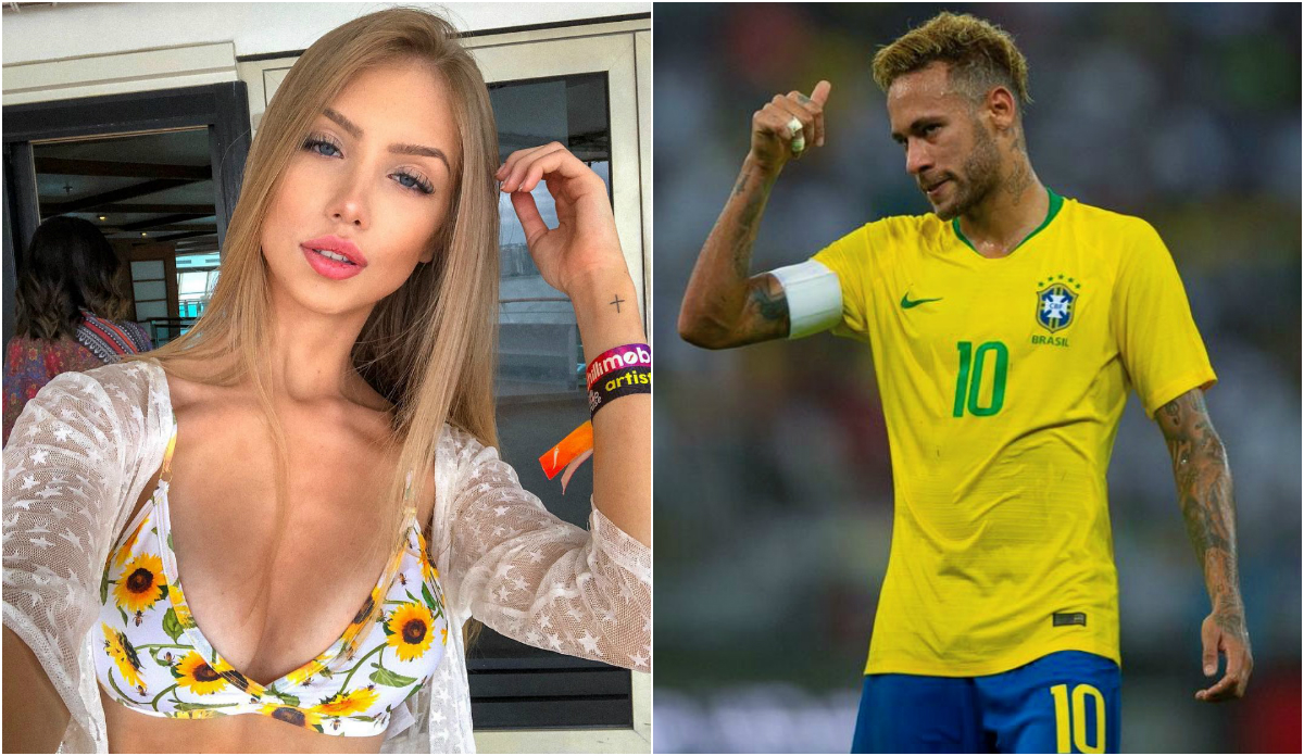 Resultado de imagem para Najila neymar