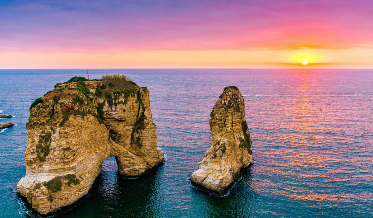 Beirute e outros destinos imperdíveis no Líbano