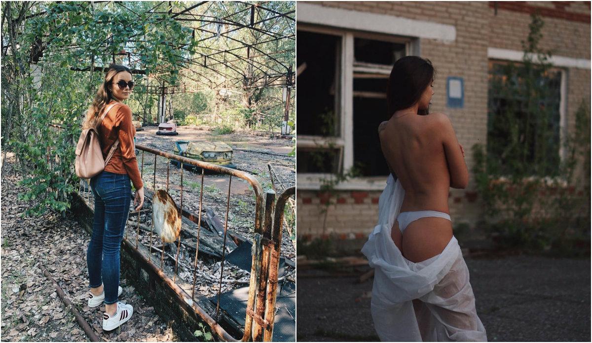 Chernobyl, a série do momento que é um perigo para os turistas