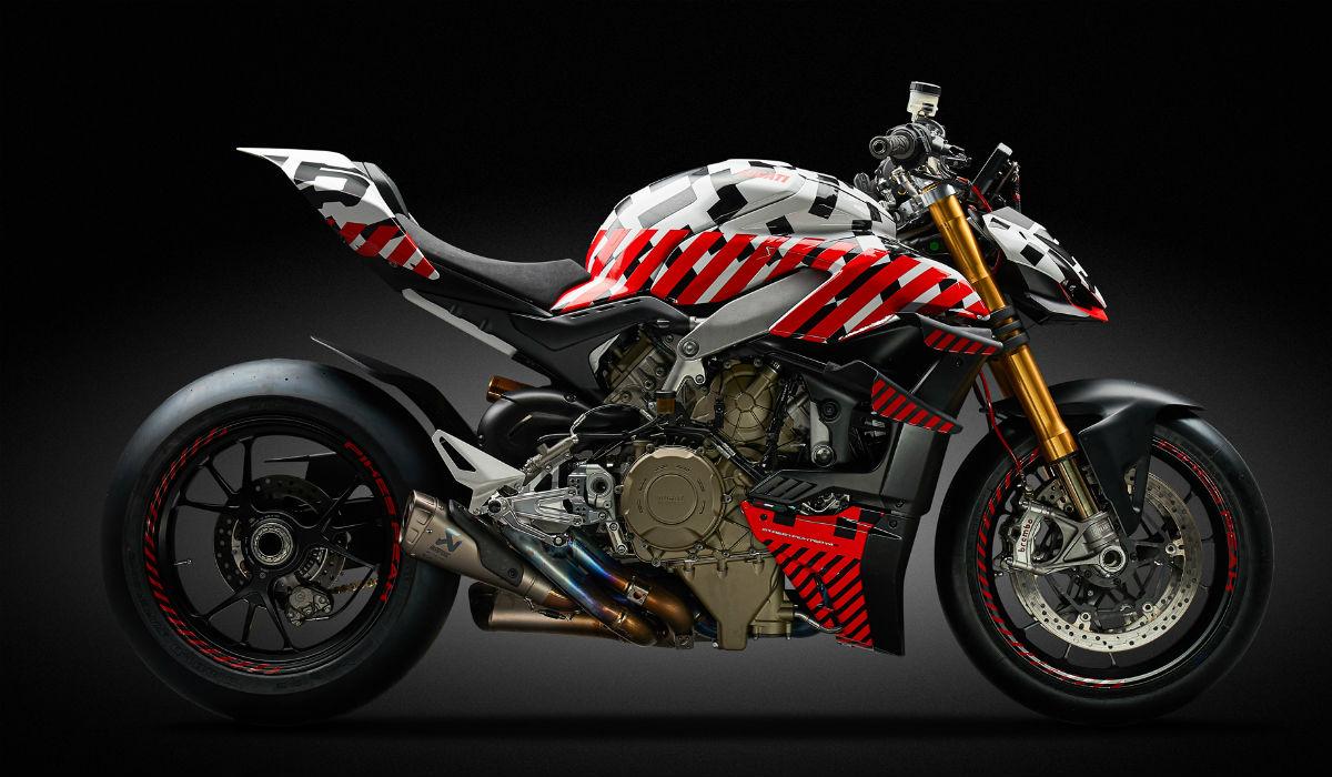 Ducati escolhe rampa de Pikes Peak para mostrar nova máquina