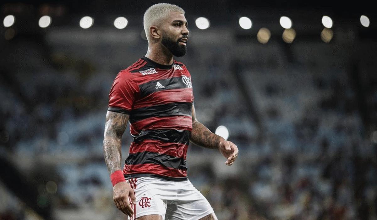 Gabriel Barbosa, o flop europeu que será o maior desafio de Jorge Jesus no Flamengo