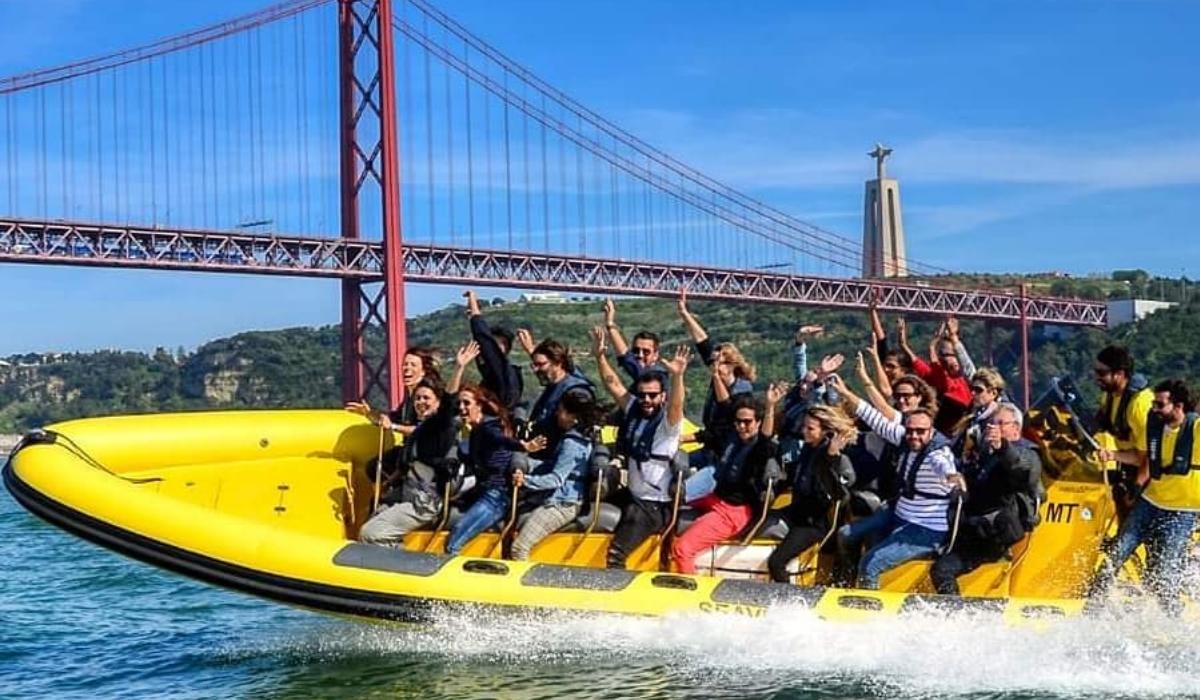 HippoSpeed, a forma mais aventureira de conhecer Lisboa