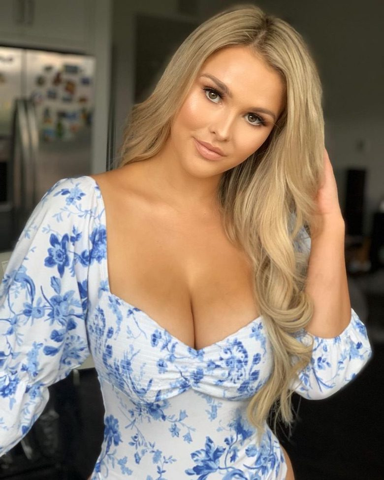 Kinsey Wolanski, a modelo que invadiu a final da Liga dos Campeões porque gosta de fazer coisas malucas