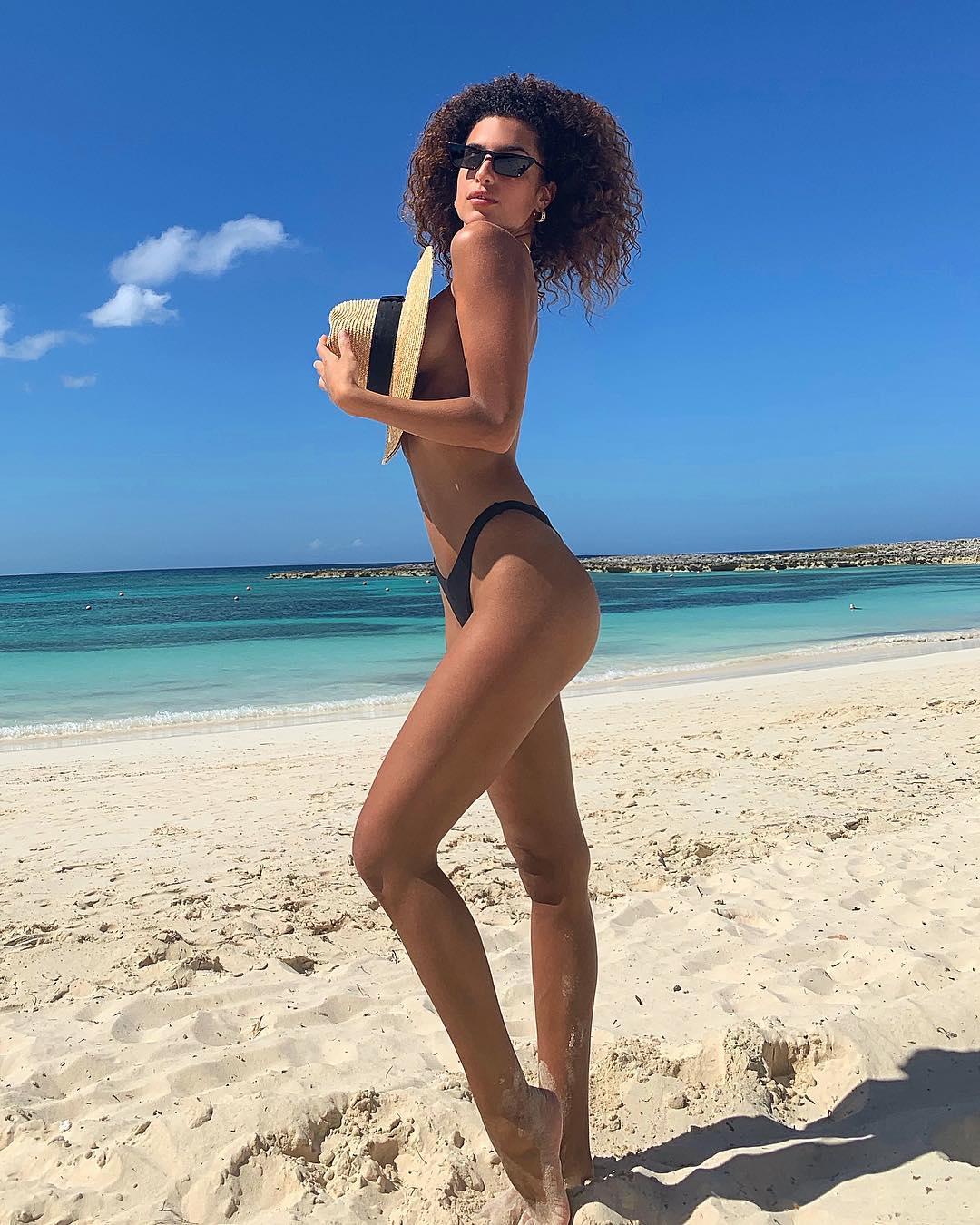 Jessica Aidi, a modelo que levou Marco Verratti a deixar a mulher