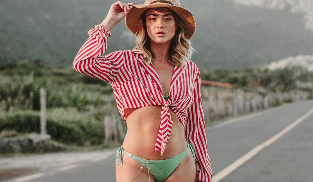 Juliana Silveira e a foto nua que deixa os fãs de Floribella sem palavras