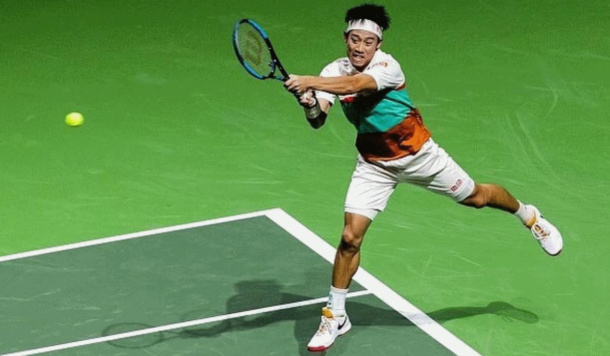Kei Nishikori, o tenista que viaja de avião privado e ganha 27 milhões ao ano