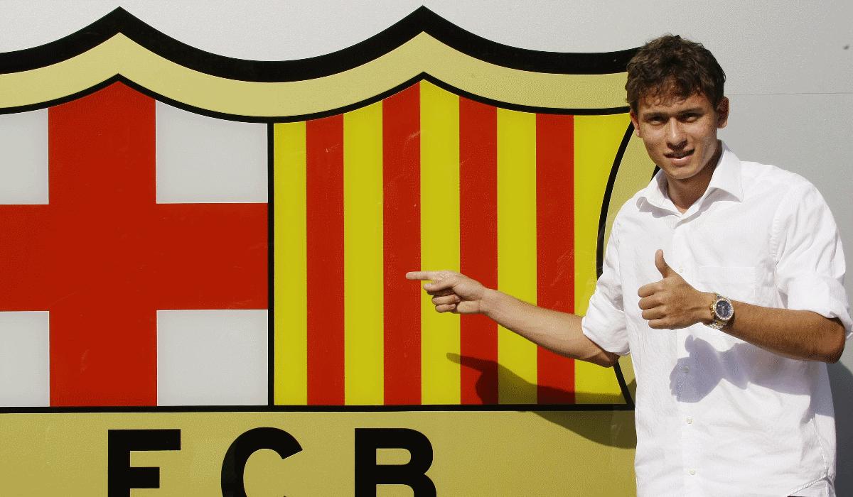 Keirrison, de craque contratado pelo Barcelona a flop do Benfica e dispensado por má forma física