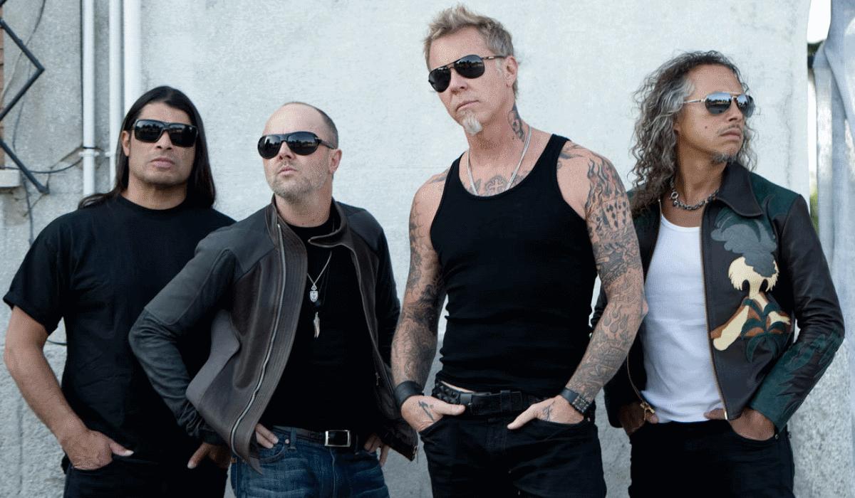 Rolling Stones impediram o fim dos Metallica