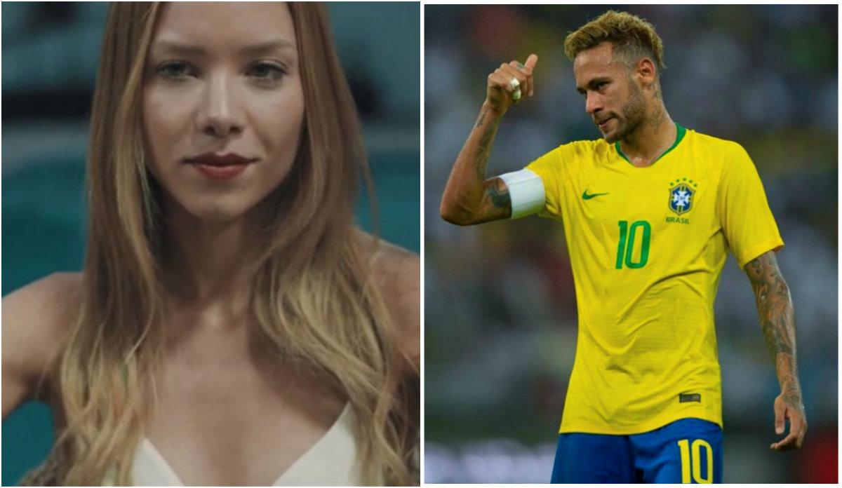 Najila Trindade perdeu o telemóvel que tinha provas contra Neymar