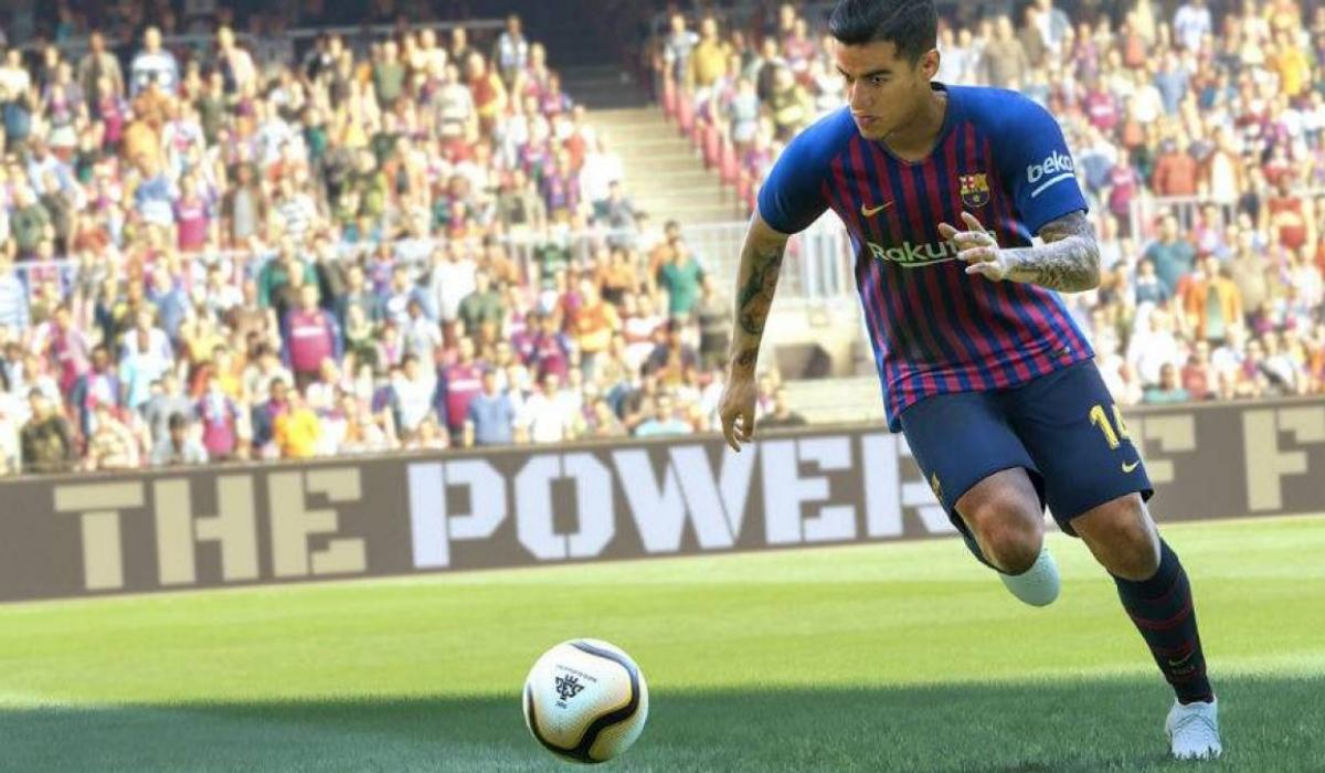 O PES 2019 é a grande oferta do PlayStation Plus para julho