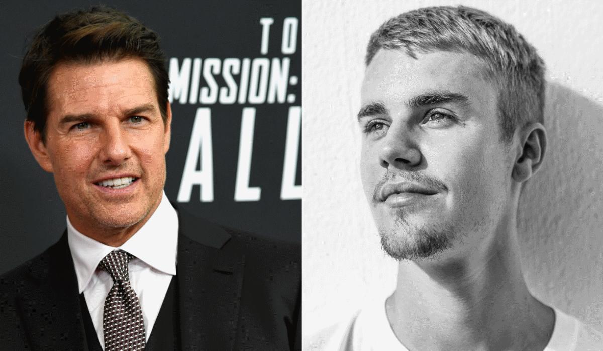 Justin Bieber desafia Tom Cruise para combate de MMA