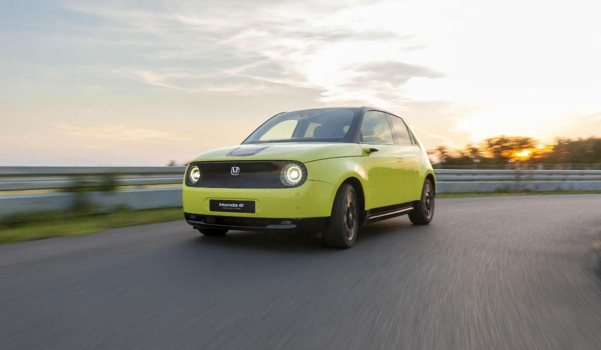 Honda quer ter um dos elétricos mais divertidos do mercado