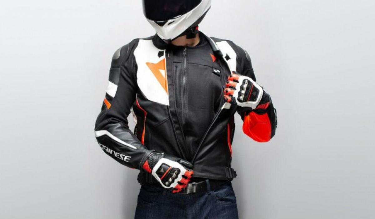 Dainese D-Air, o acessório para os motociclistas que promete salvar vidas