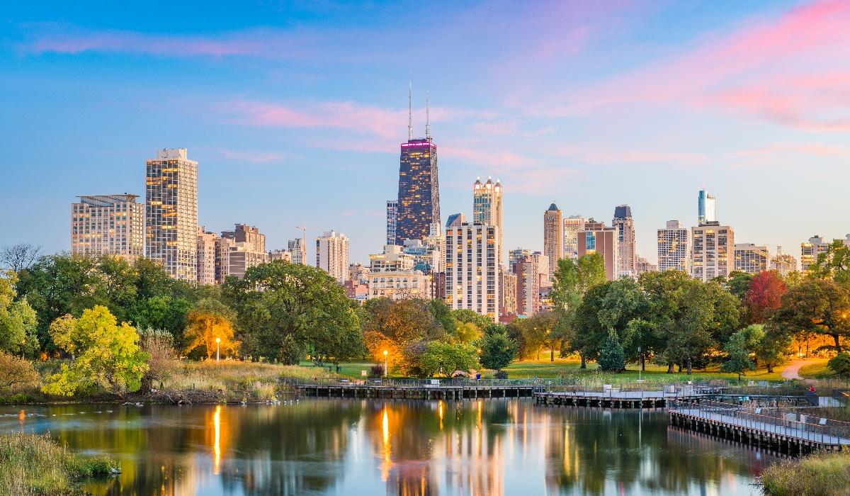 Chicago, a casa dos Bulls é das cidades mais bonitas dos EUA