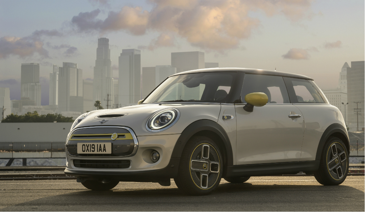 Mini entra no mercado dos 100% elétricos com o novo Cooper SE