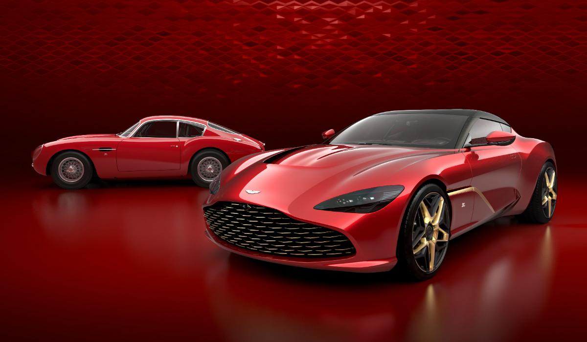 Aston Martin cria coleção de dois carros que custa 6,7 milhões de euros