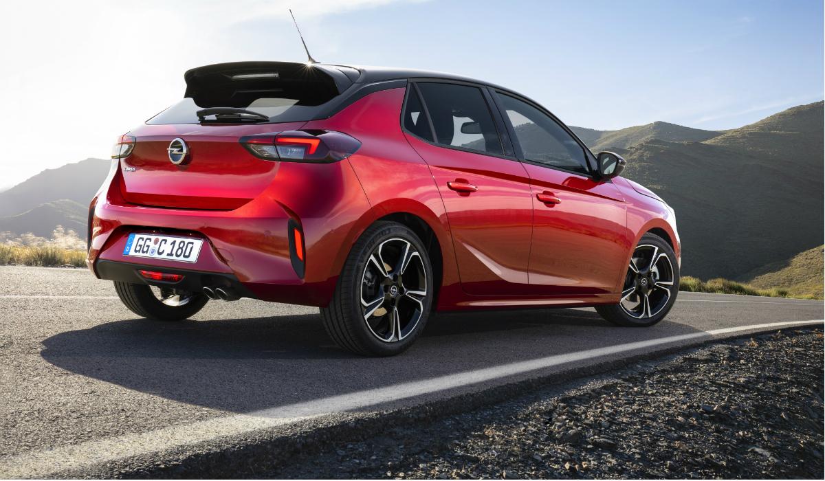 Opel Corsa revela os preços da nova gama