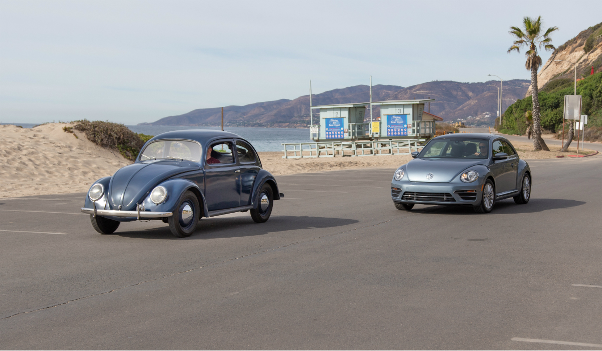 Volkswagen Beetle e o fim de uma lenda do asfalto