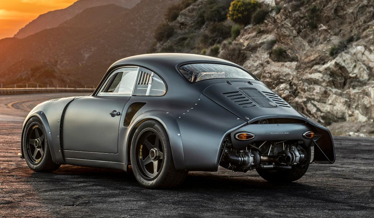 Porsche 356 recebe impressionante modificação pela Emory Motorsports