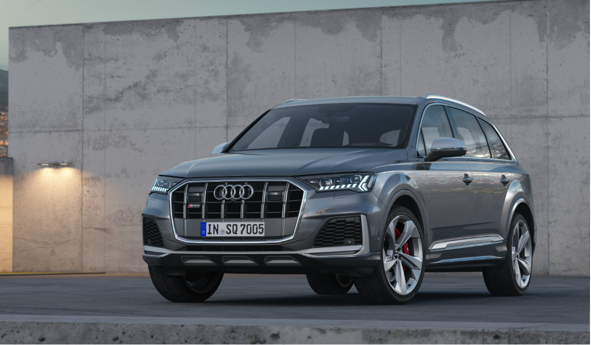 Audi SQ7 TDI chega com imagem retocada e mantém V8 Diesel
